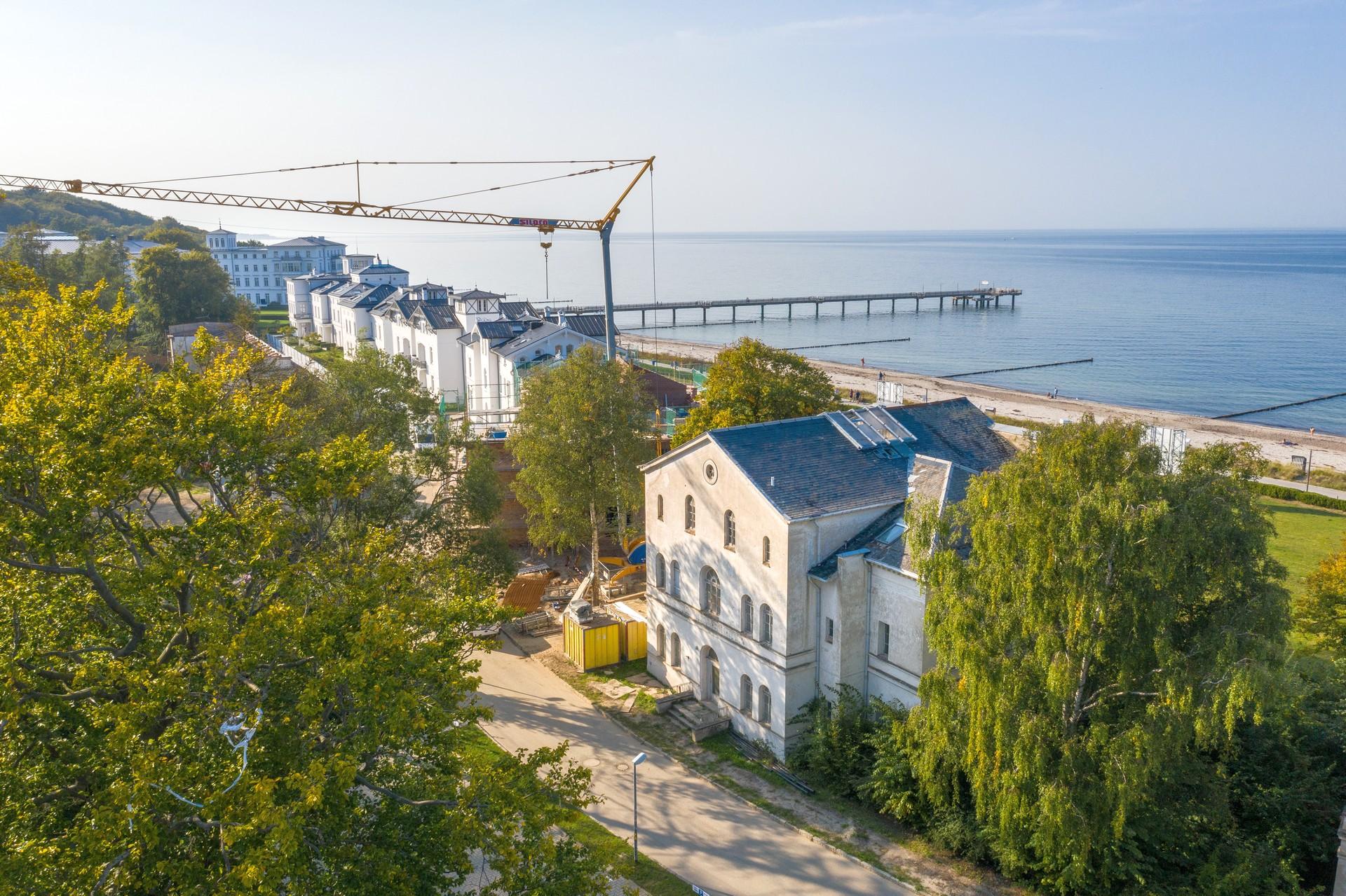 Immobilienfotograf Weilburg Drohne