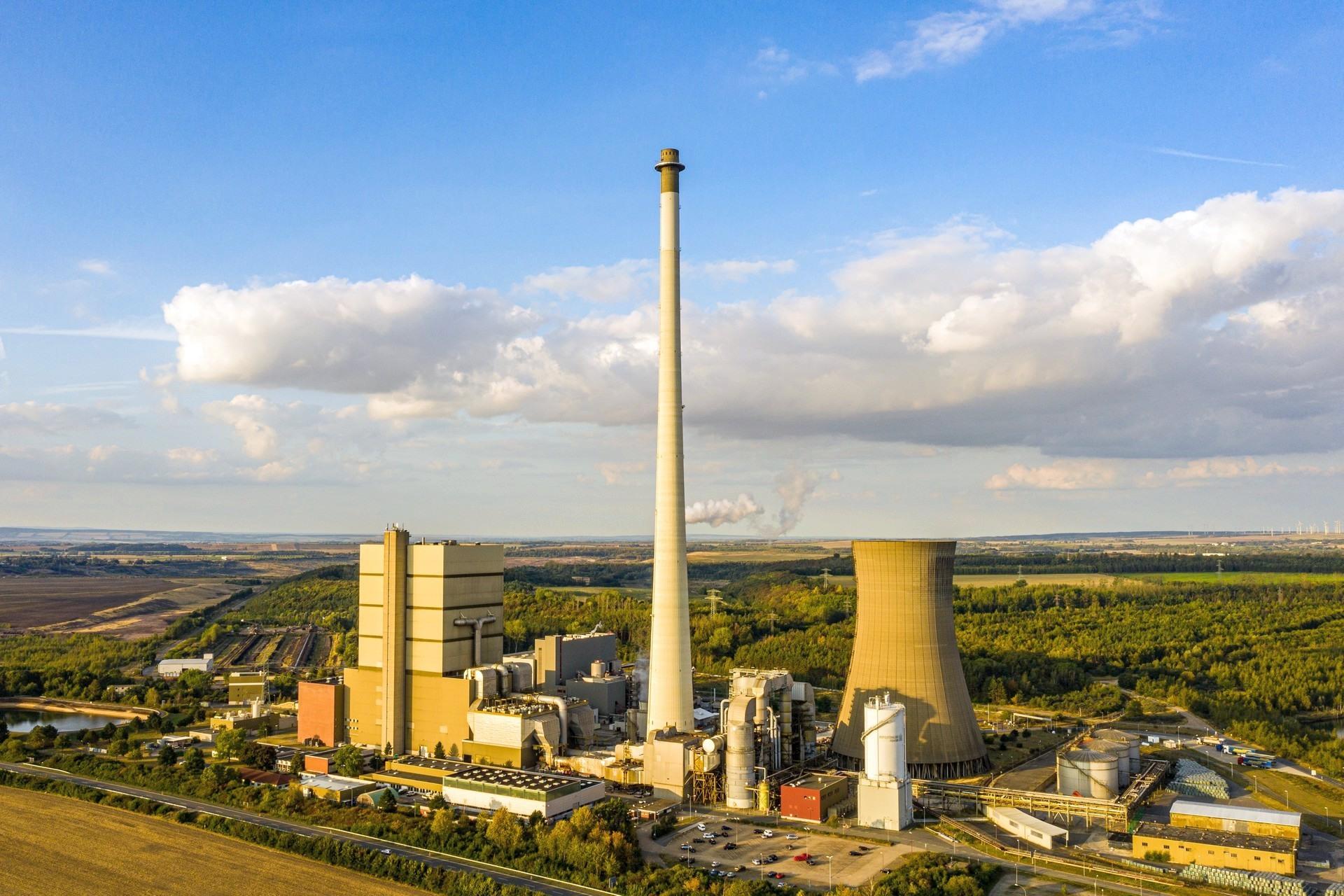 Industriefotograf Luftbild